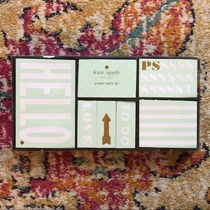 Kate Spade | 'This just in' sticky note set